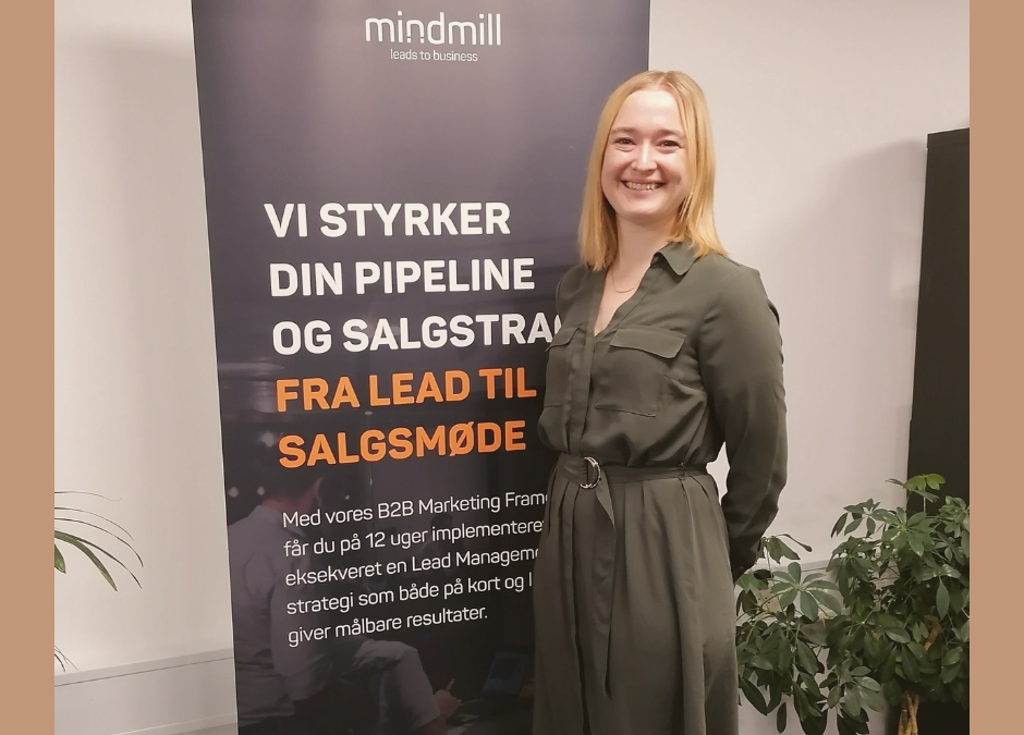 Successfully hired: Cristina Heldkilde